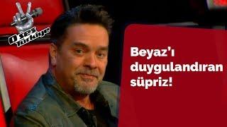 Download Acun Ilıcalı'dan Beyaz'ı duygulandıran sürpriz! | O Ses Türkiye 2018 Video