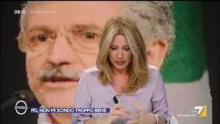 Download Omnibus - Il PD, la scissione e la nuova ″cosa″ rossa (Puntata 20/02/2017) Video