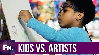 Download How Do Kids and Artists See While Drawing? | Eye Tracking Video