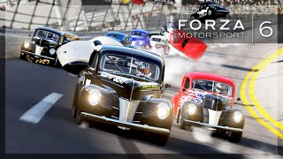 Download Forza 6 - OG NASCAR! (Flips, Glitches, and BIG Wrecks) Video