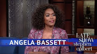 Download Angela Bassett Describes The Waterfall Scenes In 'Black Panther' Video