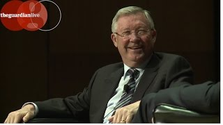 Download Sir Alex Ferguson on being offered the England job | Guardian Live Video
