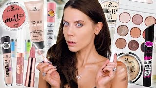 Download FULL FACE OF ESSENCE TESTED | Winners & Duds Video