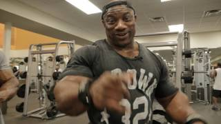 Download Dexter ″The Blade″ Jackson Smashing Arms At Mystery Gym + Behind The Scenes of DJC Memphis Pre Show. Video