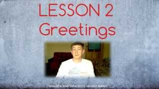 Download Learn Polish Language - Lesson 2 Greetings Video