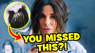 Download 7 Monstrous THINGS YOU MISSED In Bird Box! Video