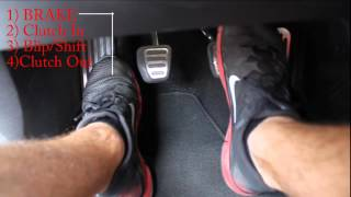 Download Heel-Toe Shifting Lesson In 2 Minutes Video