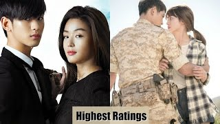 Download TOP 20 Most Successful & Highest Rated Korean Drama (2000-2016) Video