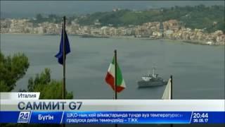 Download В Италии открылся саммит G7 Video