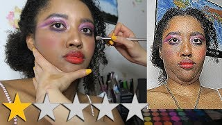 Download I WENT TO THE WORST REVIEWED MAKEUP ARTIST ON YELP IN MY CITY Video