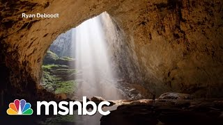 Download Amazing Drone Video Of World's Largest Cave | msnbc Video