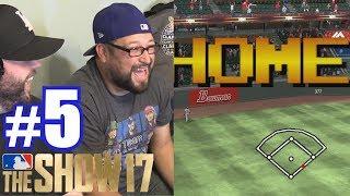 Download RETRO MODE AGAINST SOUP! | MLB The Show 17 | Retro Mode #5 Video