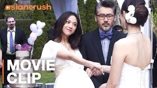 Download Showing up to his ex's wedding pregnant & wearing a wedding dress | Clip from 'Finding Mr. Right' Video