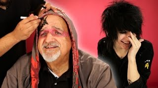 Download Emo Kids Give Their Parents A Makeover Video