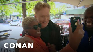 Download Conan Meets His Harlem Neighbors - CONAN on TBS Video