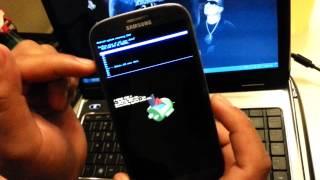 Download como quitar el password a un samsung galaxy s3 Video
