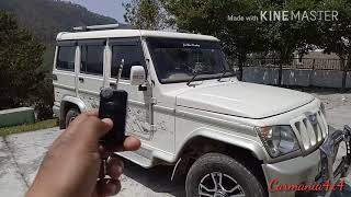 Download Bolero slx modified alloy wheel, power window, led tv and review after 100000kms Video
