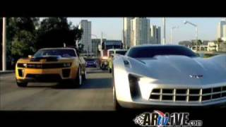 Download Chevy shows off Transformers: Revenge of the Fallen Video