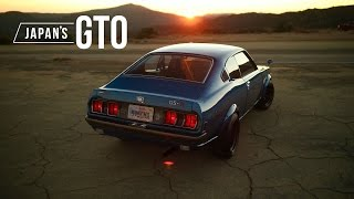 Download Mitsubishi's Colt Galant Is Japan's GTO Video
