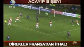 Download ″Acayip Bişey″ Galatasaray-Bordeuax Video