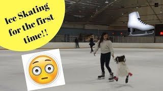 Download We surprised Ava with Ice Skating! I AllInTheFoleyFamily Video