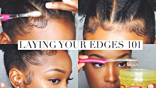 Download Laying Your Edges 101 | FabulousBre Video