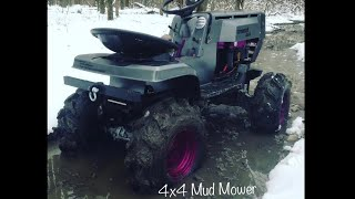 Download 4x4 Mud Mower Video