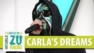 Download Carla's Dreams - Te Rog (Live la Radio ZU) Video