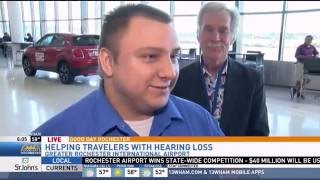 Download RIT on TV: Helping Deaf Travelers in Rochester Video