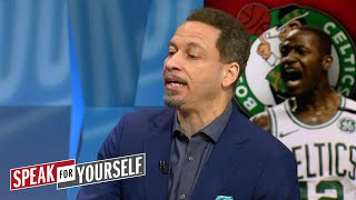 Download Chris Broussard on Cleveland's 'organizational fatigue', Celtics Gm 1 win | NBA | SPEAK FOR YOURSELF Video