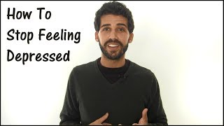 Download How To Stop Feeling Depressed - Instant Relief From Depression Video