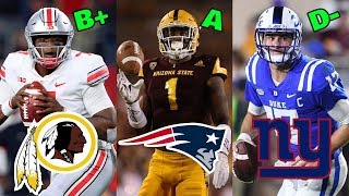 Download 2019 Draft Grades For All 32 NFL Teams Officially REVEALED Video