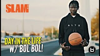 Download Bol is Life! Bol Bol Talks About the Sneaker Game, Migos & More! In Association w/ SLAM Video