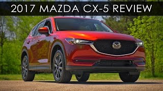 Download Review | 2017 Mazda CX-5 | Affordable Luxuries Video
