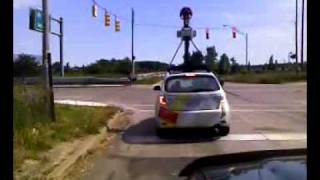 Download Zippy F A S T Google Maps Street View Camera Recording vehicle Video