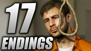 Download ETHAN KILLS HIMSELF !?! WORST ENDING EVER... (Heavy Rain All Endings) PS4 Video