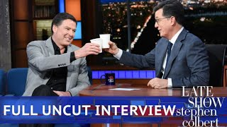 Download LSSC Full Uncut Interview: James Comey Video