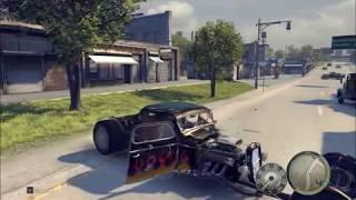 Download Mafia 2 HOTROD 3 Dragster 240mph Video