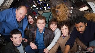 Download 'Star Wars' Han Solo Standalone Movie: First Official Cast Photo Revealed! Video