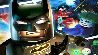 Download LEGO Batman The Videogame Full Movie Video