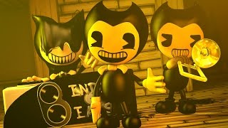 Download [SFM]″Recording Town″ Bendy and the Ink Machine Song - Kyle Allen Music Video