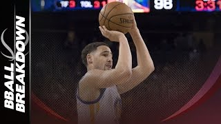 Download Klay Thompson Catch and Shoot: QUICK HITTERS Video