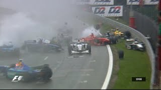 Download Your Favourite Belgian Grand Prix - 1998 Chaos & Carnage in Spa Video