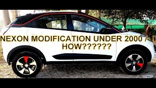 Download Car Modification under 2000 INR. Video