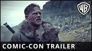 Download King Arthur: Legend of the Sword - Comic-Con Trailer - Warner Bros. UK Video
