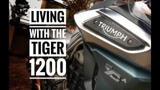 Download Long Term Review - Living with the 2018 Triumph Tiger 1200 Video