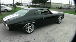 Download 1970 Chevrolet Chevelle SS Clone Burnout Video