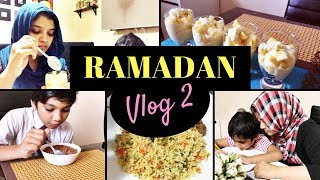 Download Ramadan Vlog 2 / Suhoor to Ifthar Video