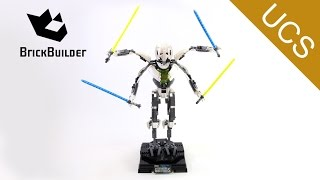 Download Lego UCS 10186 General Grievous - 300 000 subscribers special - Lego Speed Build Video