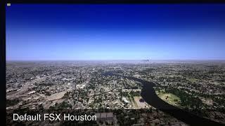 Download Orbx FTX Global vs Default FSX Video
